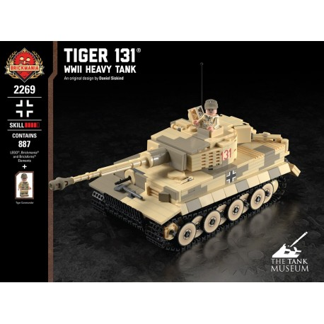 Tiger 131® - WWII Heavy Tank