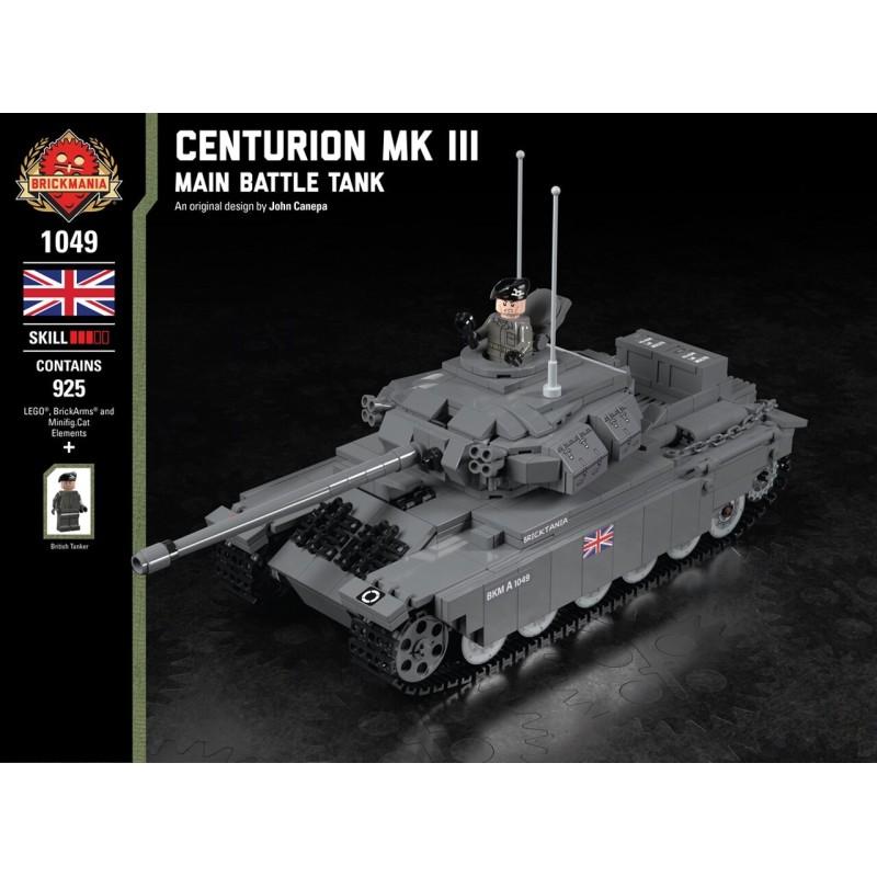 Centurion Mk III - Main Battle tank