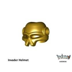 Invader Helmet