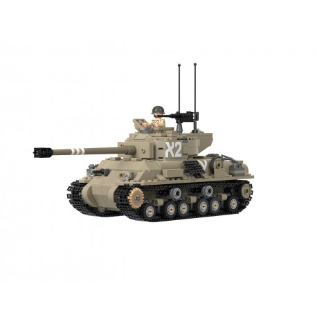 M51 Super Sherman - Main Battle Tank