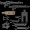 Deutsche Tripod mit MG-34 & MG-42