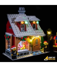 LEGO Winter Village Bakery 10229 Verlichtings Set