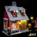 LEGO Winter Village Bakery 10216 Beleuchtungs Set