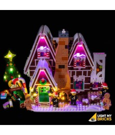 LEGO Gingerbread House 10267 Verlichtings Set