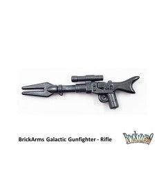 BrickArms Galactic Gunfighter Rifle