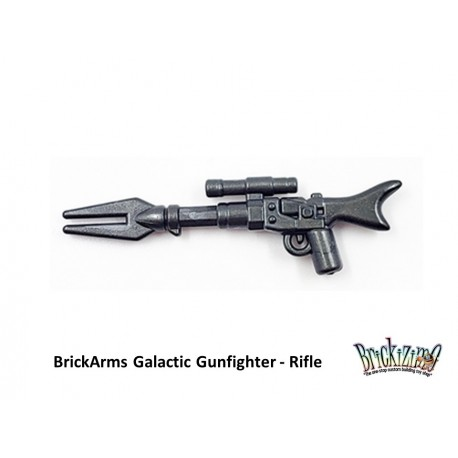 BrickArms Galactic Gunfighter Geweer