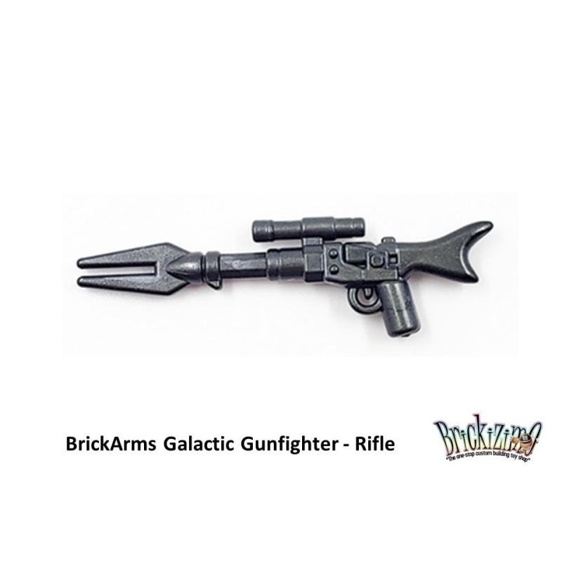 BrickArms Galactic Gunfighter Rifle