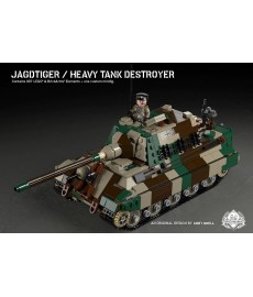 Jagdtiger - Heavy Tank Destroyer