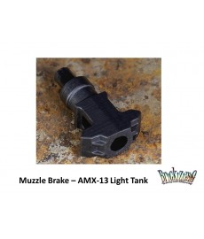 AMX-13 Light Tank - Muzzle Brake