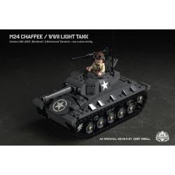 Lichte tank M24 Chaffee