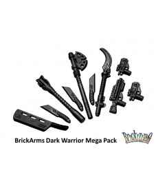 BrickArms Dark Warrior Mega Pack