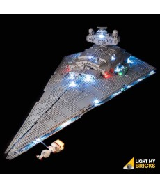 LEGO Star Wars UCS Imperial Star Destroyer 75252 Verlichtings Set