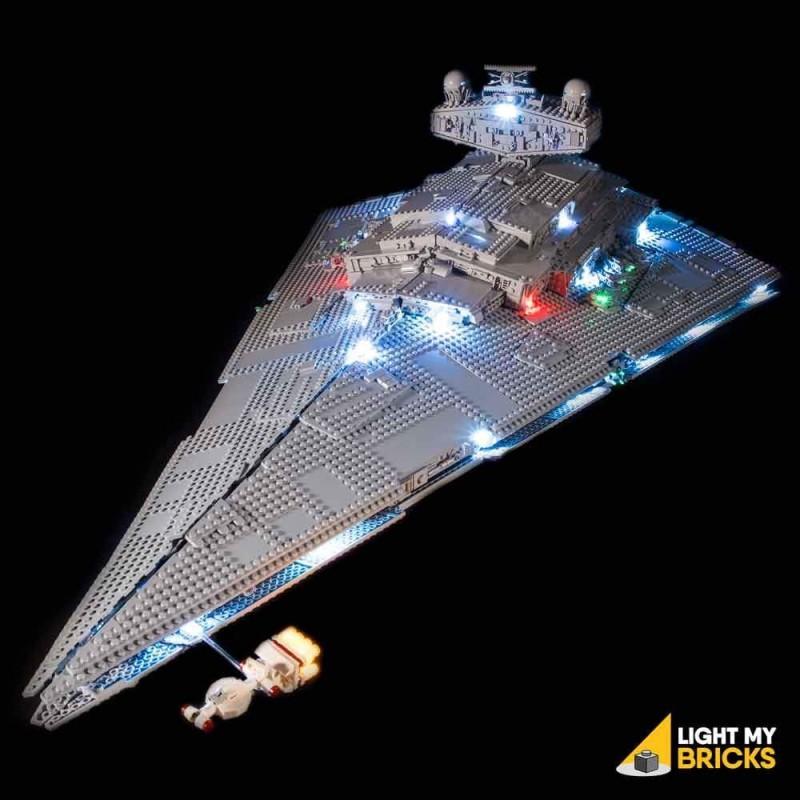 LEGO Star Wars UCS Imperial Star Destroyer 75252 Verlichtings Set