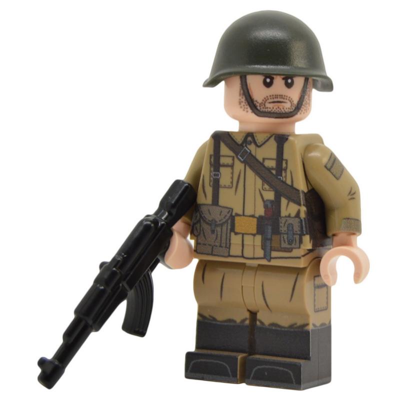 Soviet-Afghan War Soviet Soldier