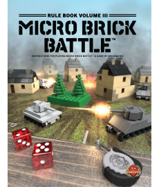 Micro Brick Battle - Rule Book Vol. III