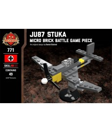 Ju 87 Stuka - Micro Brick Battle