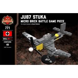 Ju 87 Stuka - Micro Brick Battle