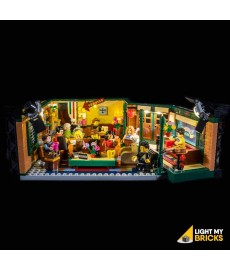 LEGO Friends Central Perk 21319 Verlichtings Set