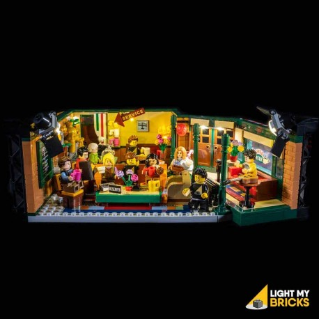 LEGO Friends Central Perk 21319 Beleuchtungs-Kit