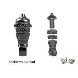 BrickArms IG Hoofd