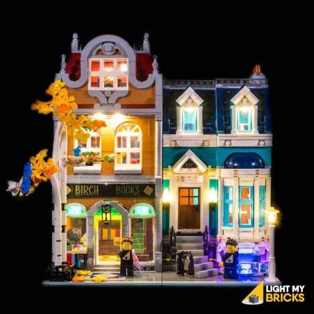 LEGO Bookshop / Buchhandlung 10270 Beleuchtungs-Kit