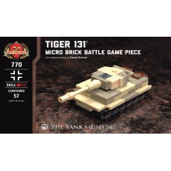 Tiger 131 - Micro Brick Battle