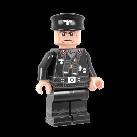 WWII Duitse Panzer Commandant