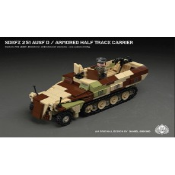 SdKfz 251 Ausf D