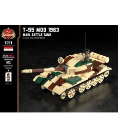 T-55 Mod 1963 Main Battle Tank