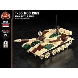 T-55 Mod 1963 Main Battle Tank