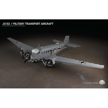 Ju 52 - Military Transport Aircraft