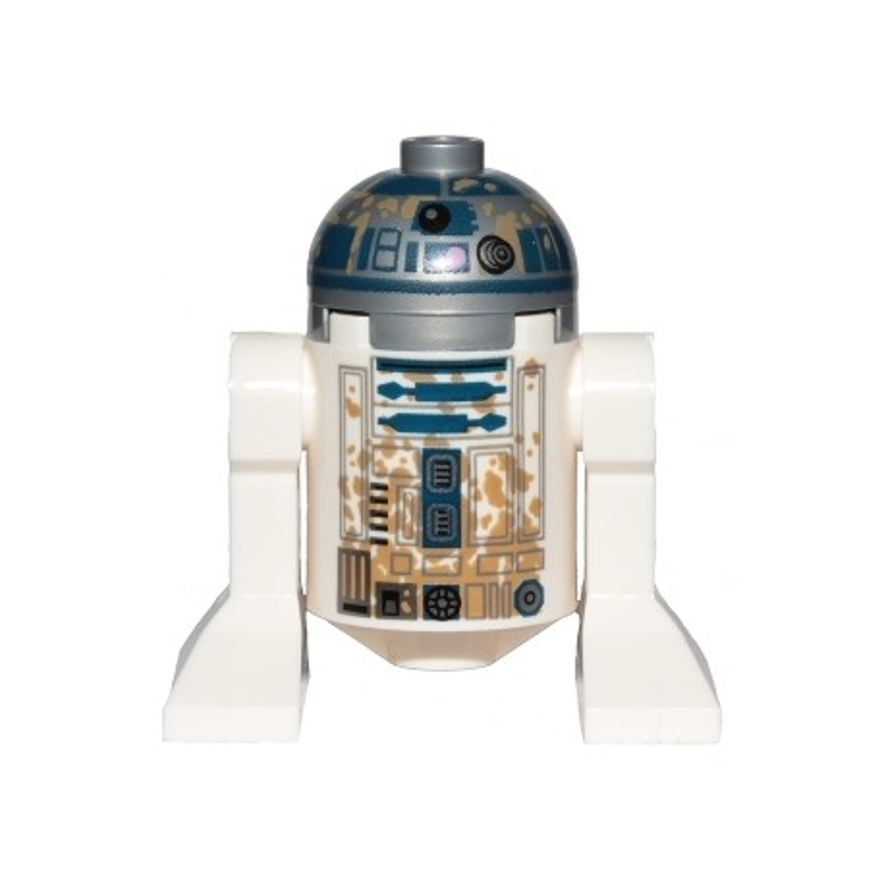 R2-D2 - Dirt