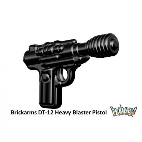 BrickArms DT-12 Heavy Blaster Pistol