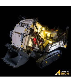 LEGO Liebherr R 9800 42100 Light Kit
