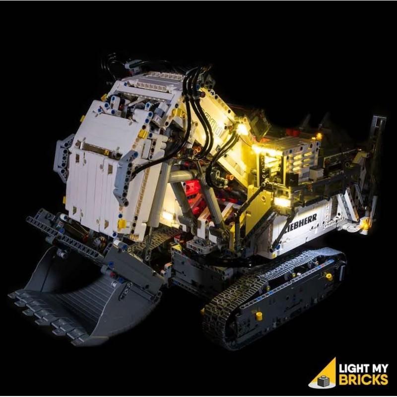 LEGO Liebherr R 9800 42100 Verlichtings Set