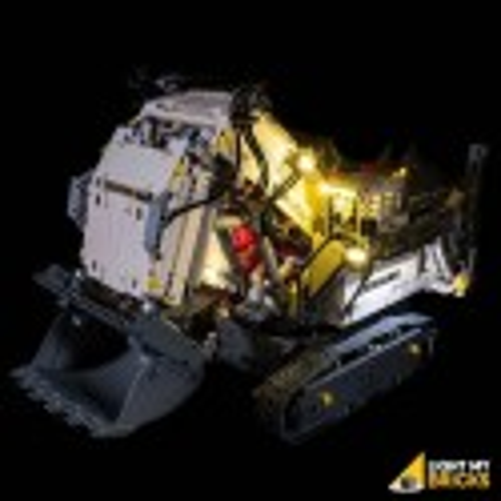 LEGO Liebherr R 9800 42100 Light Kit