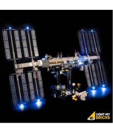 LEGO International Space Station 21321 Light Kit