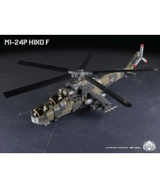 Mi-24p Hind F Attack Helicopter