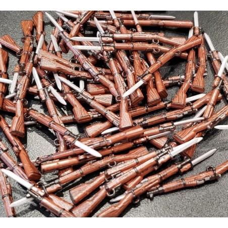 Brickmania® Perfect Caliber™ BrickArms® M1903 Springfield w/ BAYONET