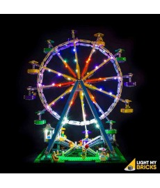 LEGO Ferris Wheel 10247 Verlichtings Set