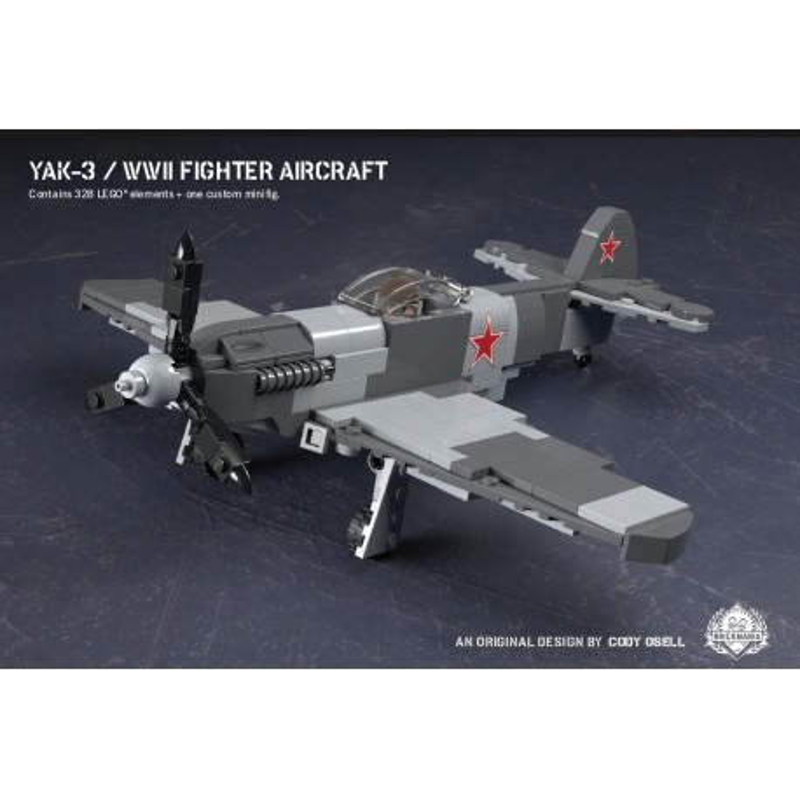 Yak-3 Fighter