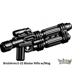 BrickArms E-22 Blaster Rifle w/Mag