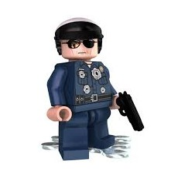Mimetic Cop