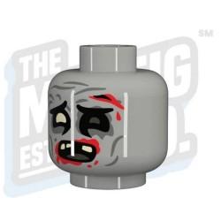 TMC - Zombie Gash Head
