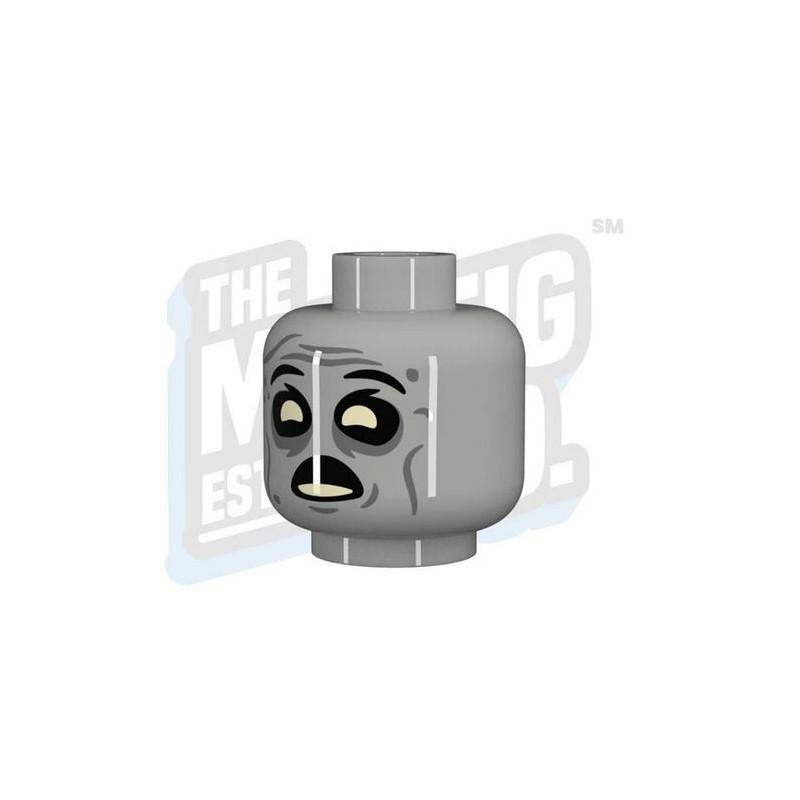 TMC - Zombie Shocked Head