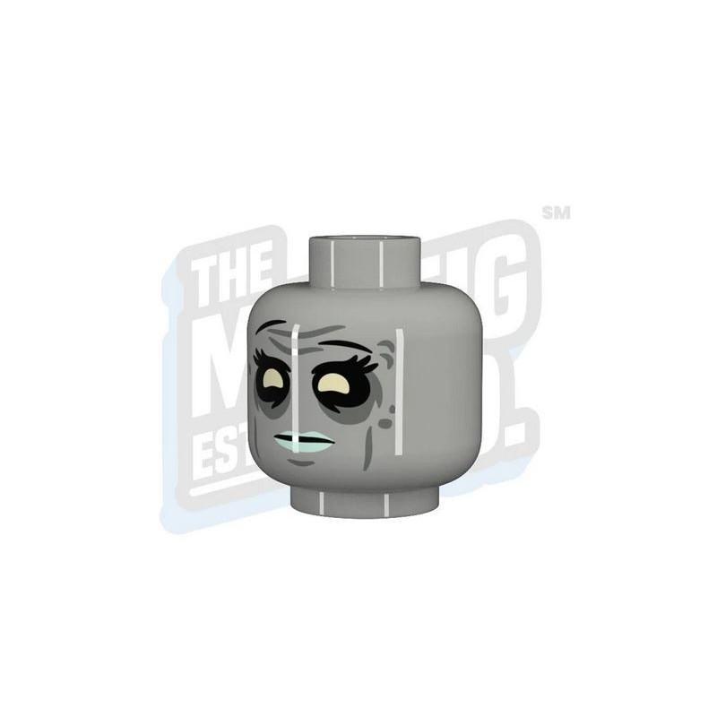 TMC - Zombie Female 2 Head