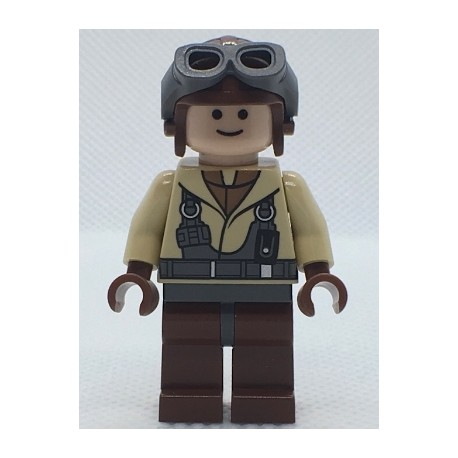 Naboo Fighter Pilot SW0160