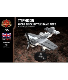 Typhoon - Micro Brick Battle