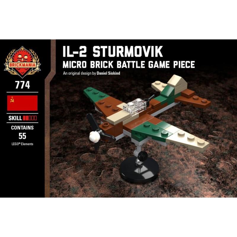 IL-2 Sturmovik - Micro Brick Battle
