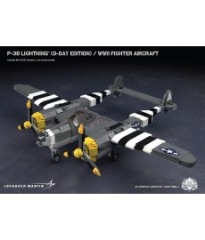 P-38 LIGHTNING® (D-Day Edition) - WWII Fighter Aircraft